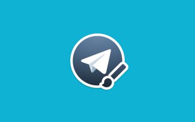 Темы в Telegram X для Android