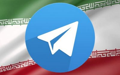 Блокировка Telegram в Иране