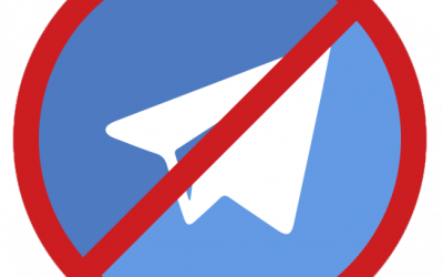 Блокировка каналов на клиентах Telegram из App Store и Microsoft Store