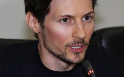 Павел Дуров против монополии